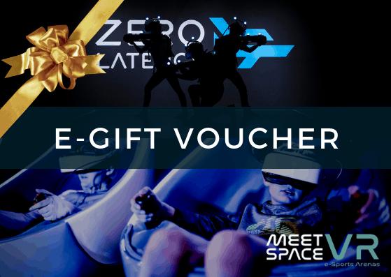 meetspaceVR E-Gift Voucher