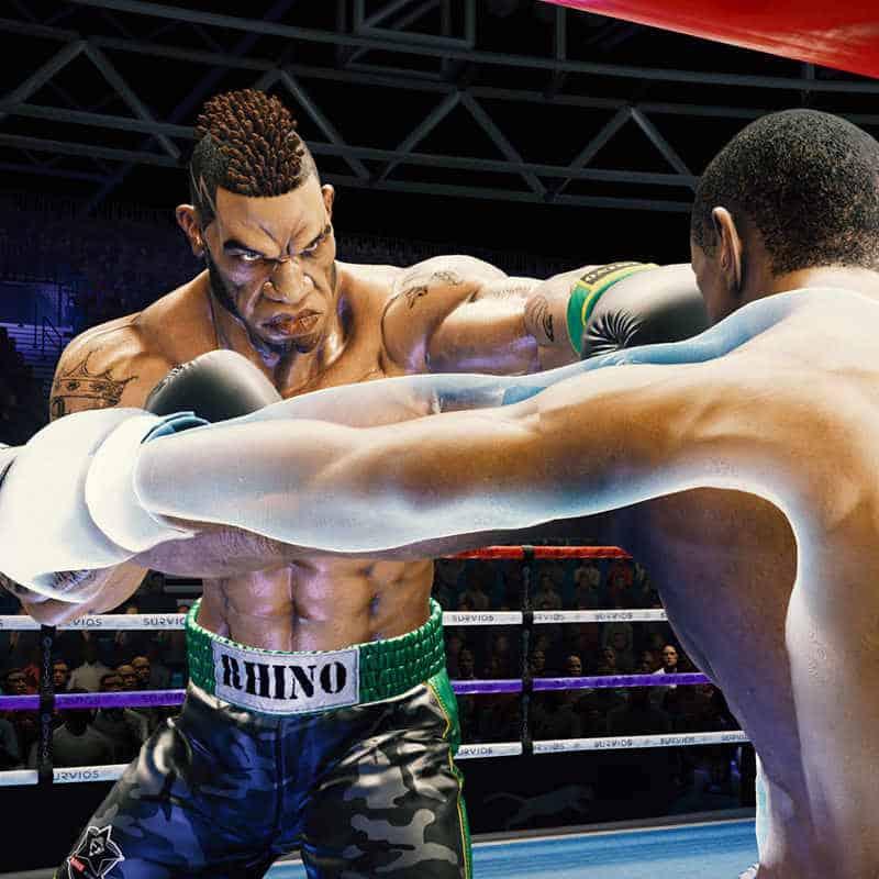 Creed Boxing VR