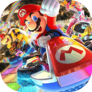 MarioKart 8 Kids Party Idea