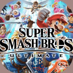 Super Smash Bros. video game party game