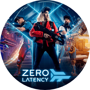 Zero Latency Arena Scale Free Roam VR