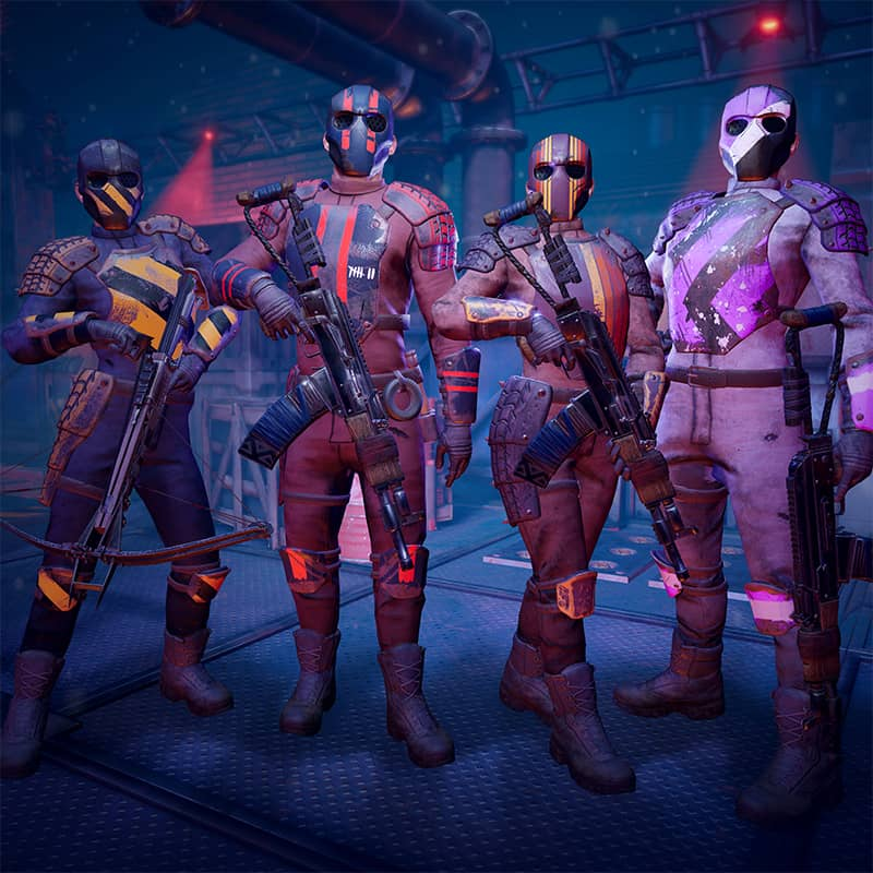 Undead Arena Team VR