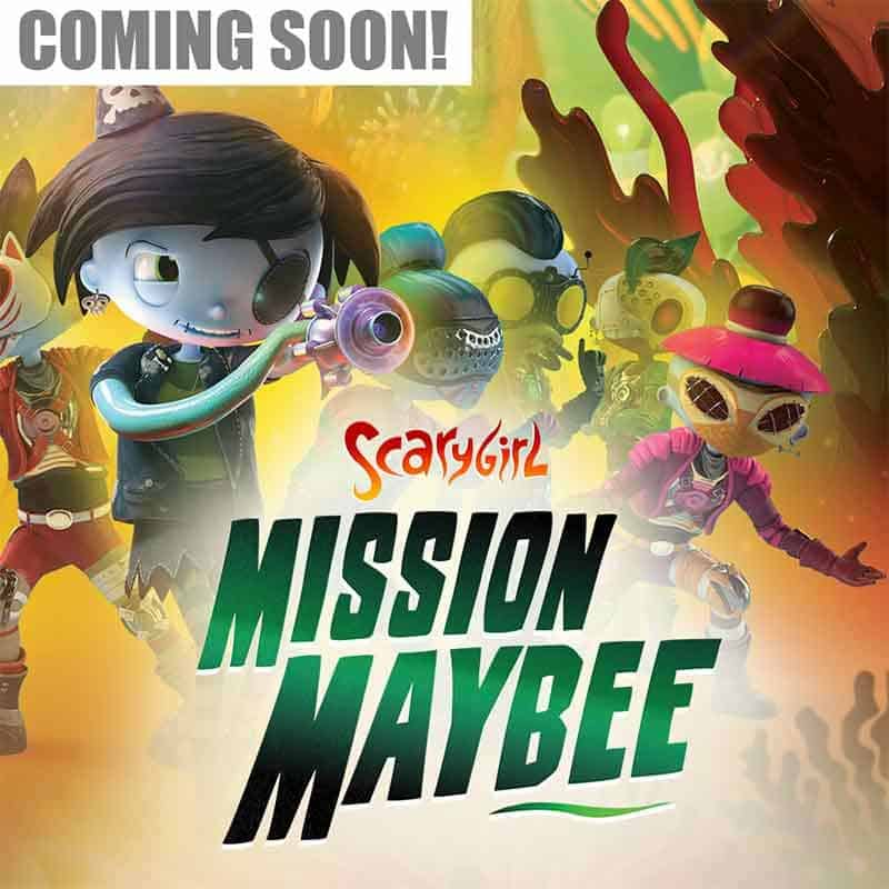 Mission Maybee Scary Girl VR Game