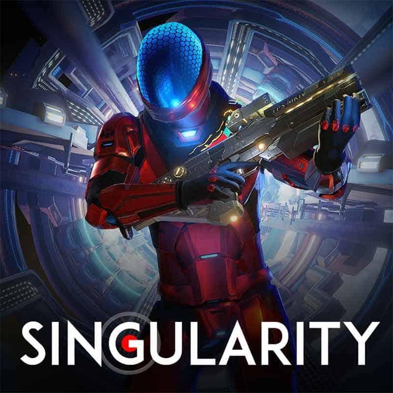 Singularity Deep Space VR Game