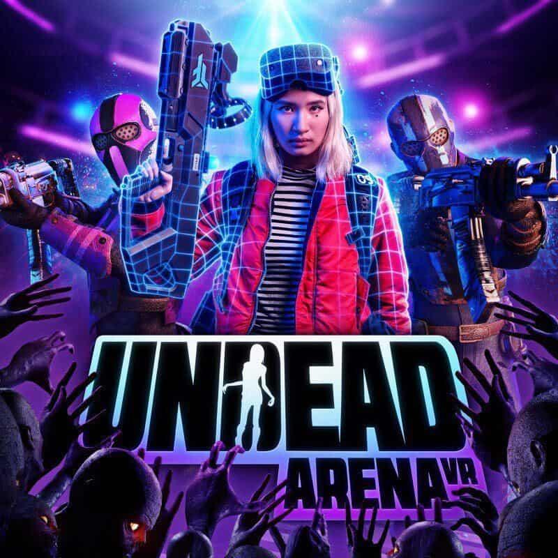 Undead Arena Zombie VR Free Roam