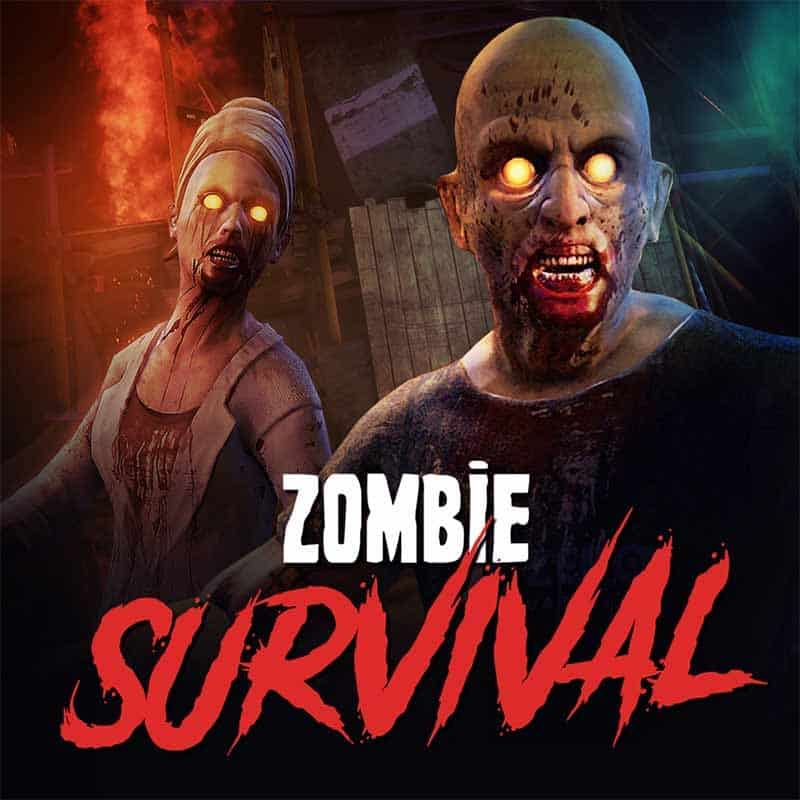 Zombie Survival Virtual Reality Experience