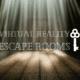 VR Escape Rooms Graphic