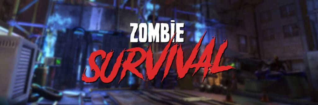 Zombie Survival VR experience
