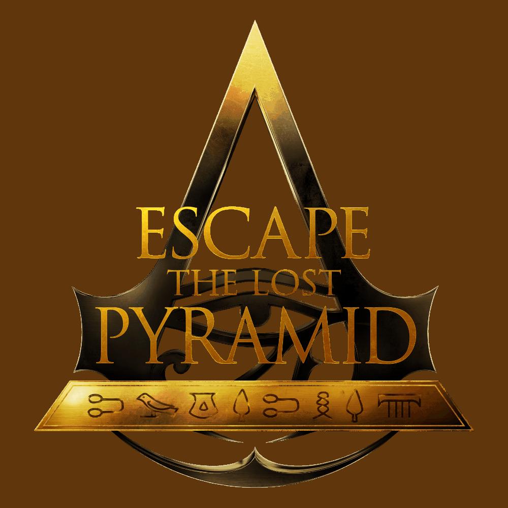 Escape The Lost Pyramid Logo