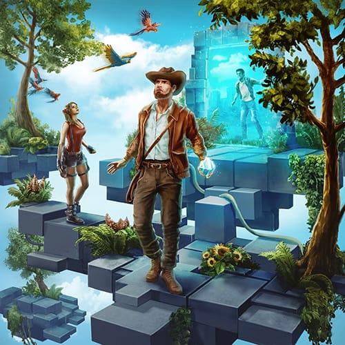 Jungle quest VR escape room screenshot