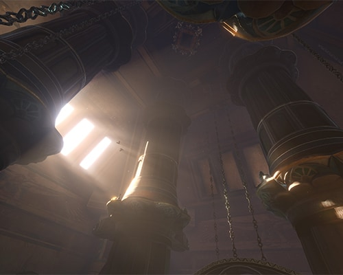Scale: Escape the Lost Pyramid VR escape room screenshot