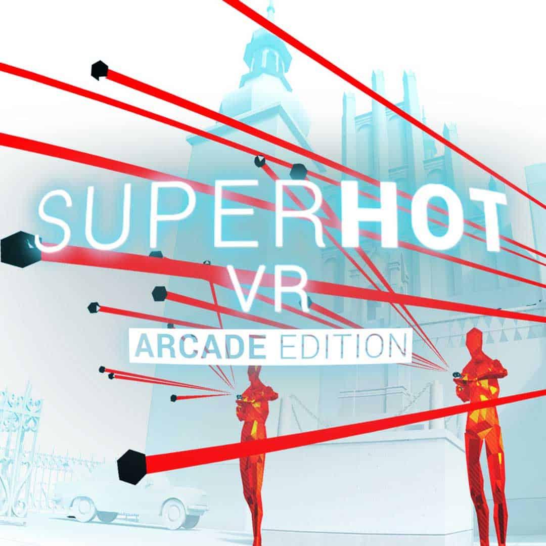 Superhot VR arcade game