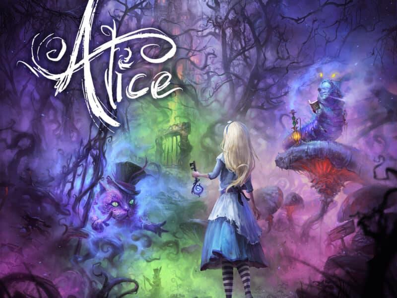 Alice VR Escape room experience