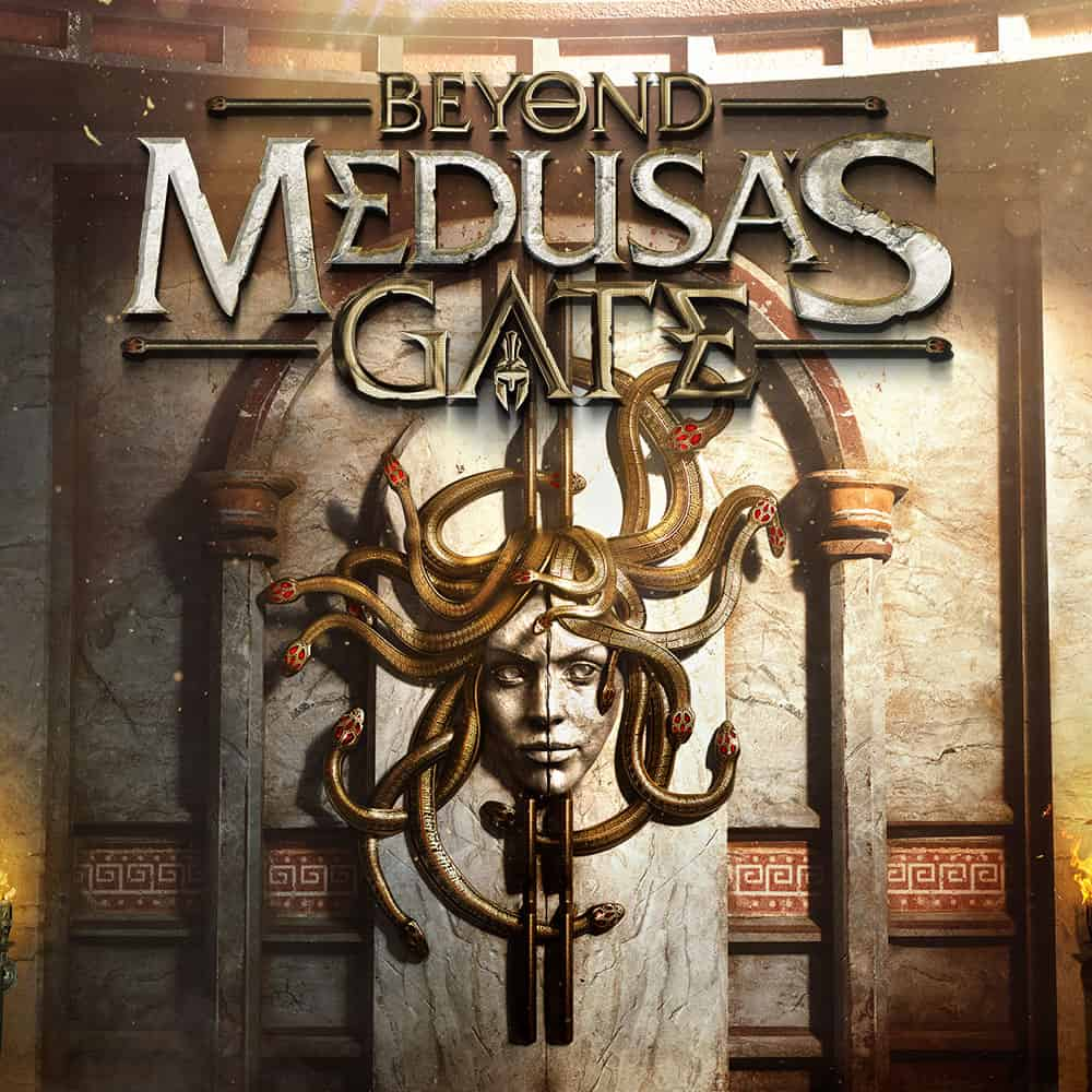Beyond Medusa's Gate VR Escape room experience