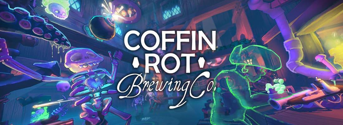 Coffin Rot VR escape room screenshot