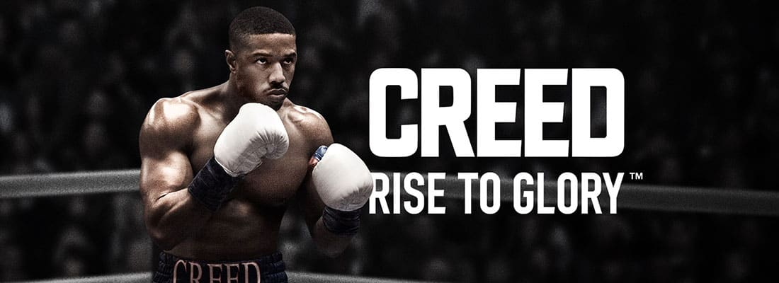 Creed VR arcade game