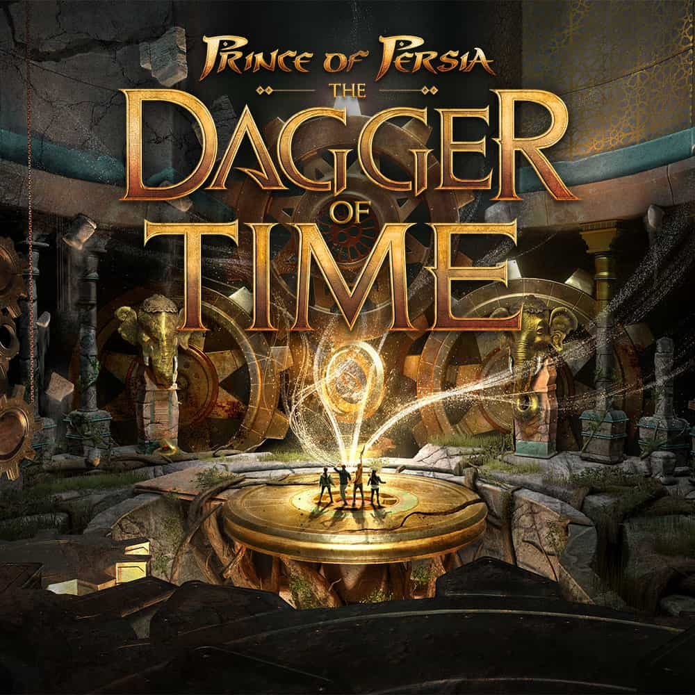 Prince of Persia Dagger of Time VR Escape room experience