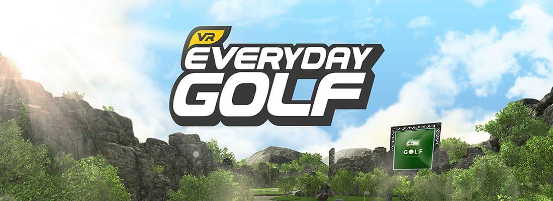 Everyday Golf VR arcade game