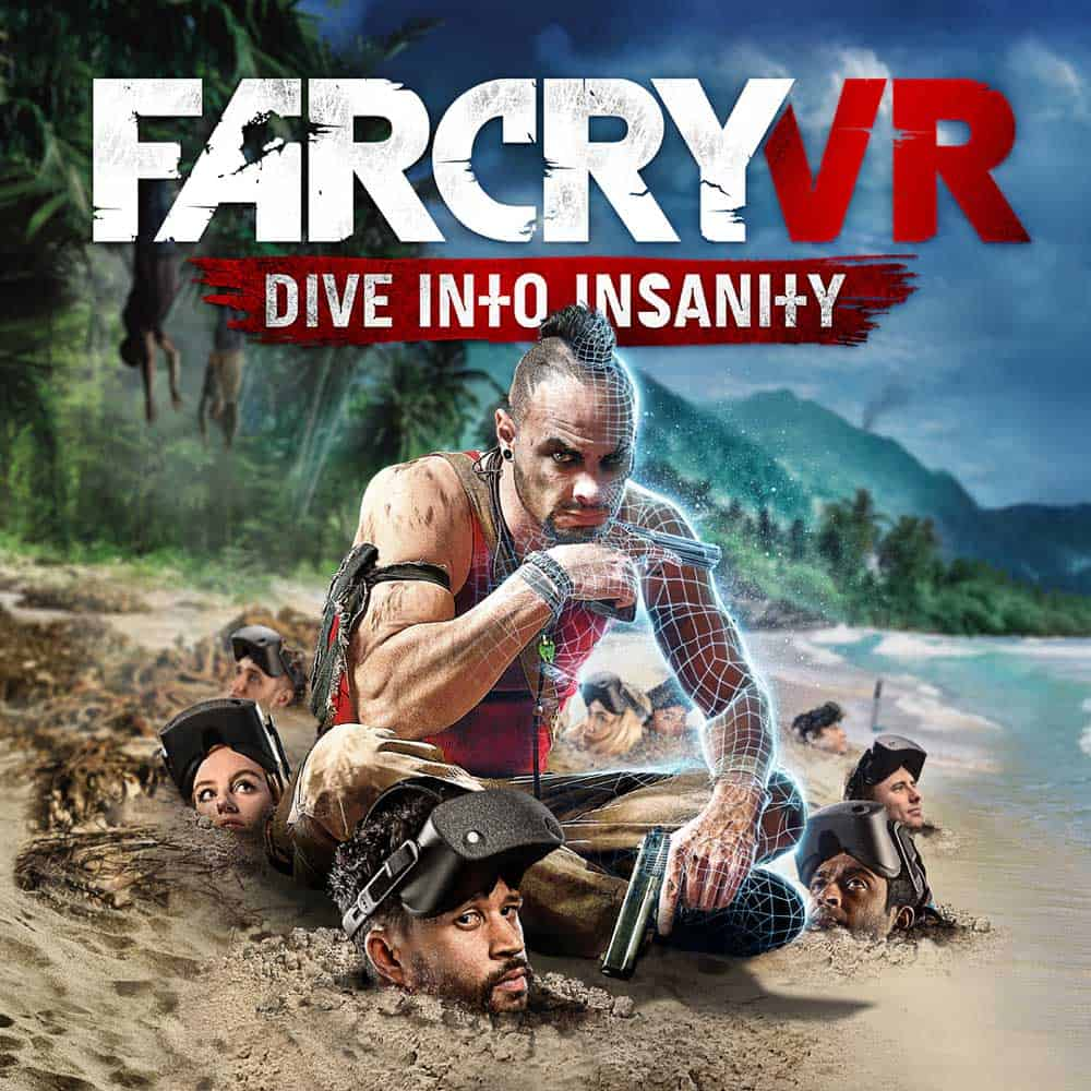 Far Cry Zero Latency untether VR arena experience