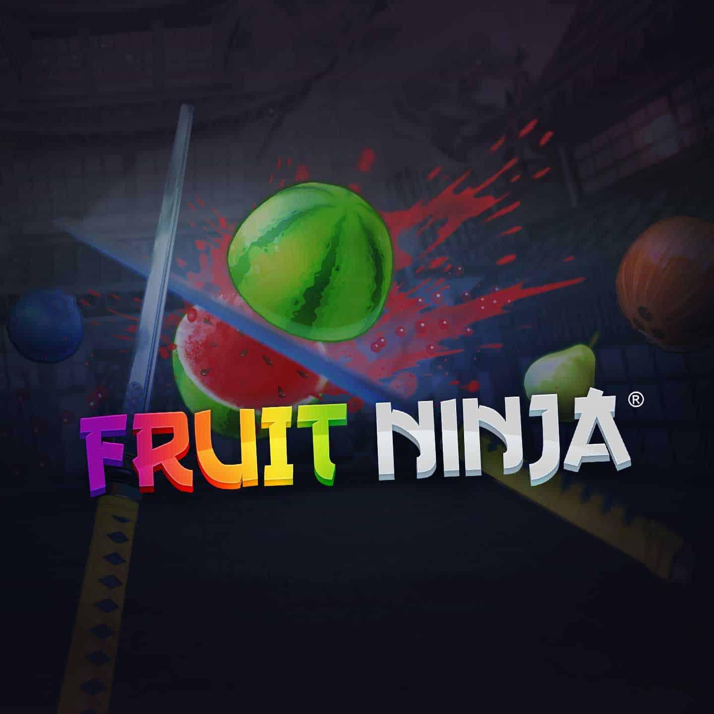 Fruit Ninja VR arcade game
