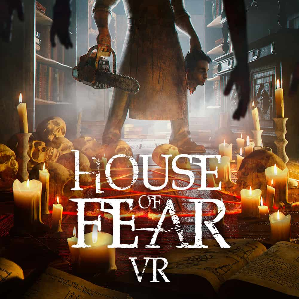 House of Fear VR Escape room experience