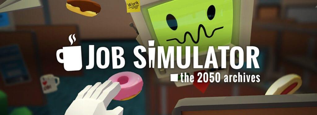 Job Sim VR arcade game