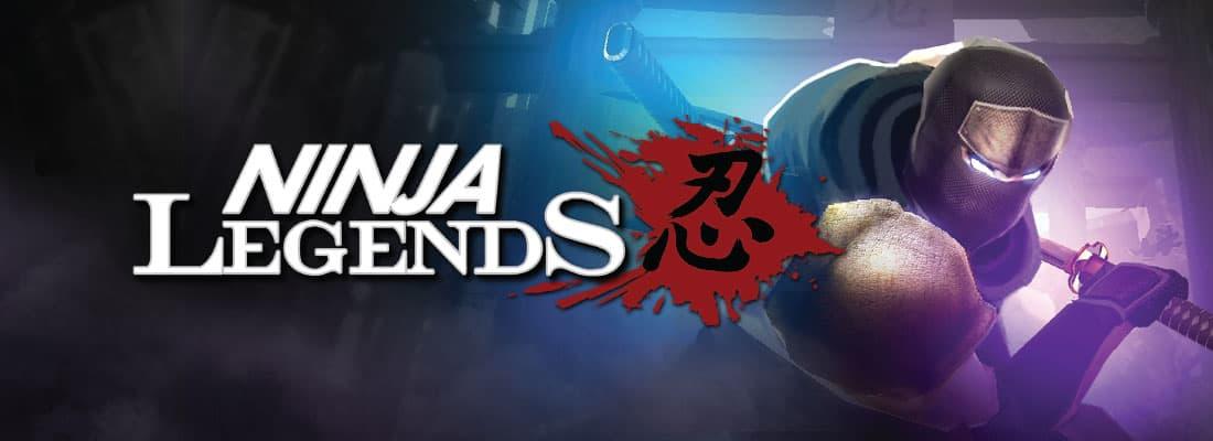 Ninja Legends VR escape room screenshot