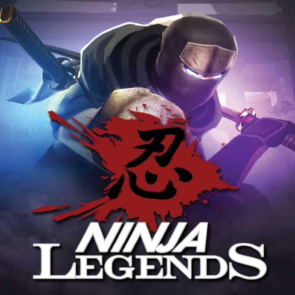 Ninja Legends VR arcade game