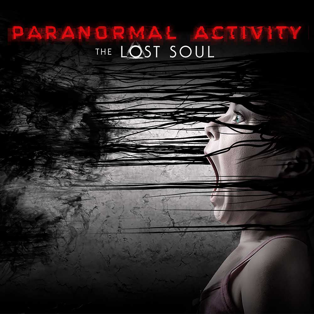 Paranormal Activity the Lost Soul VR arcade game
