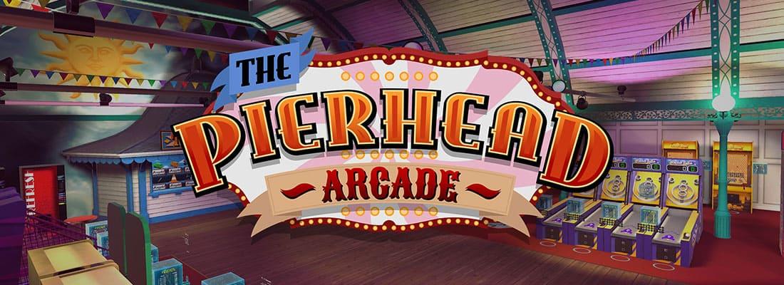 Pierhead Arcade VR arcade game
