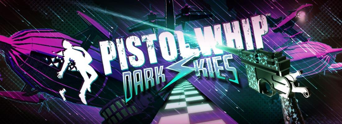 Pistol Whip VR arcade game