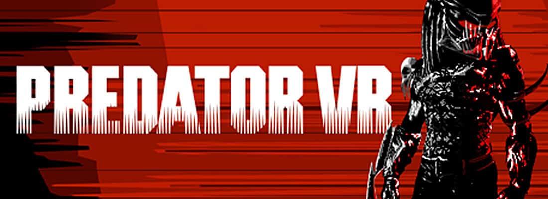 Predator VR arcade game