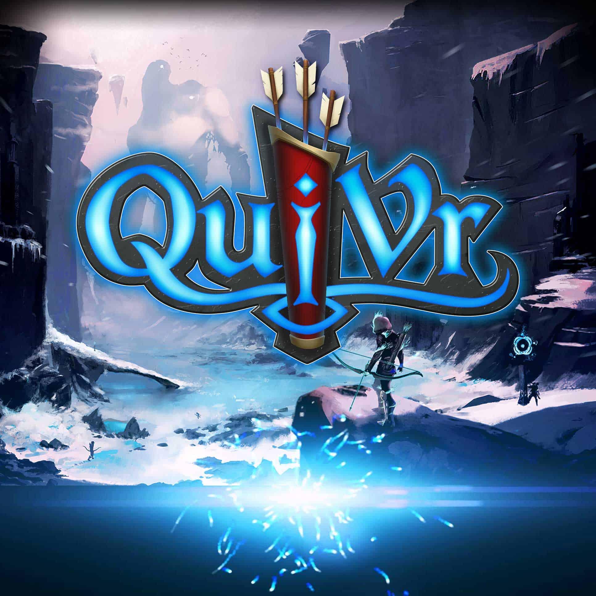 Quiver VR arcade game