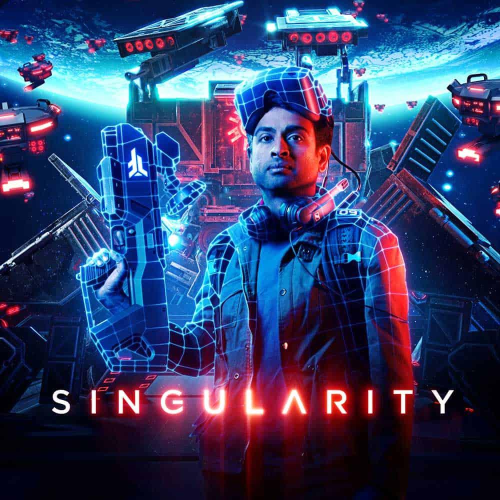 Singularity Zero Latency untether VR arena experience