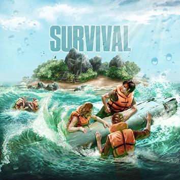 Survival VR Escape room experience