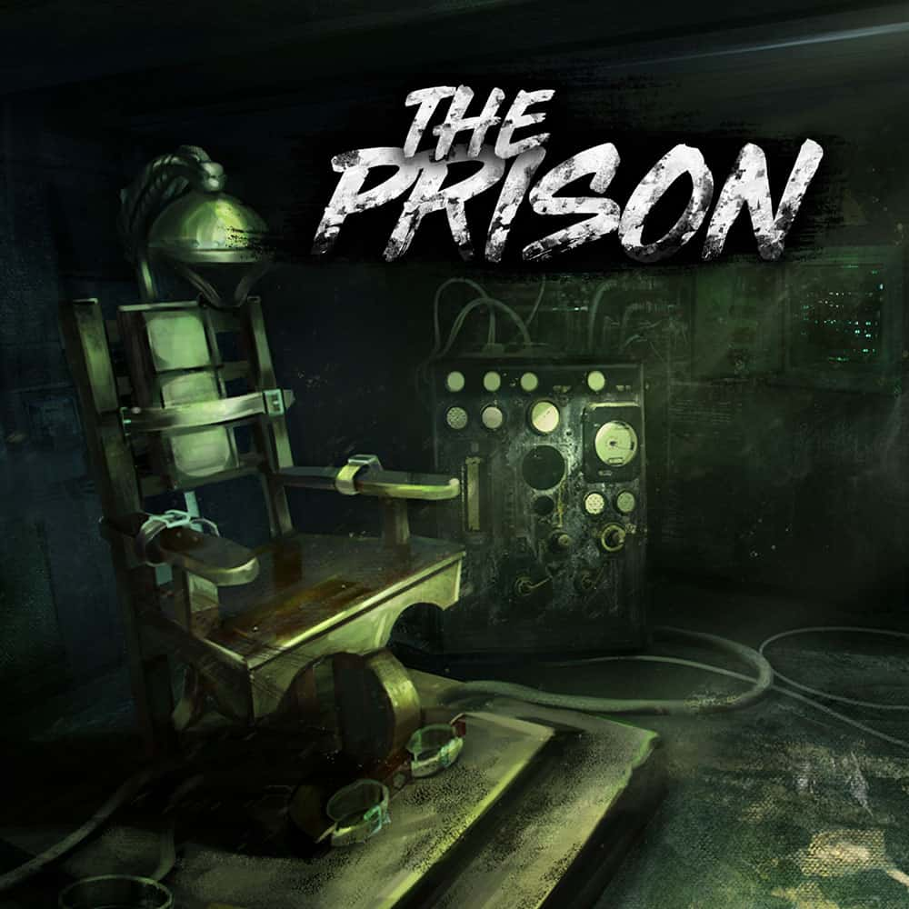 The Prison VR escape room experience
