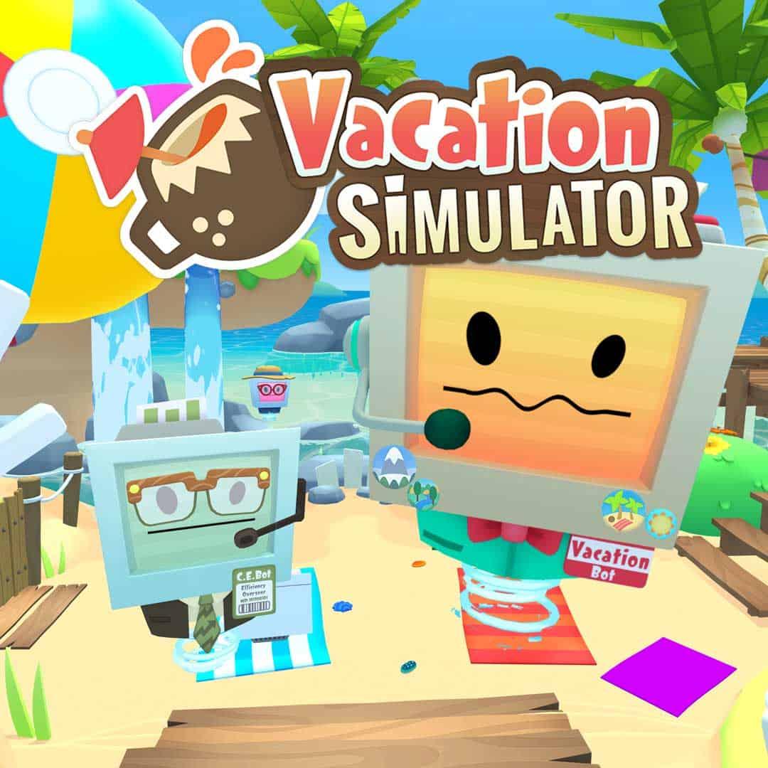 Vacation Simulator VR Escape room experience