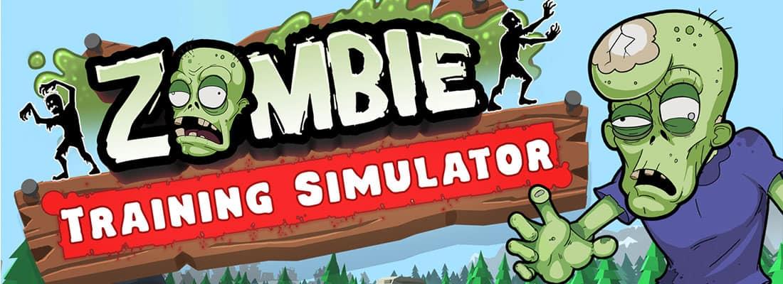 Zombie Training simulator VR arcade game