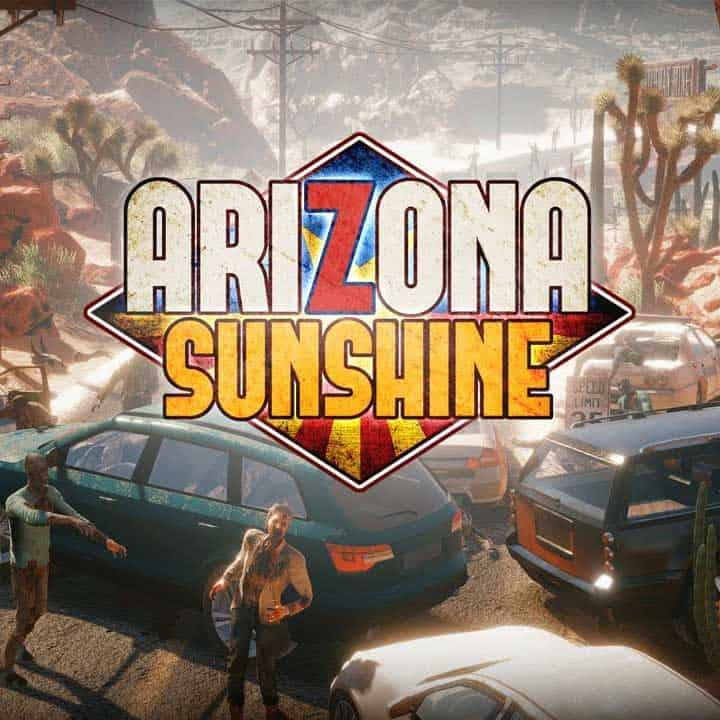Arizona Sunshine VR arcade game