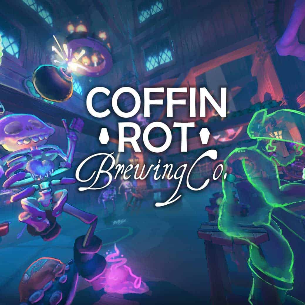 Coffin Rot VR arcade game