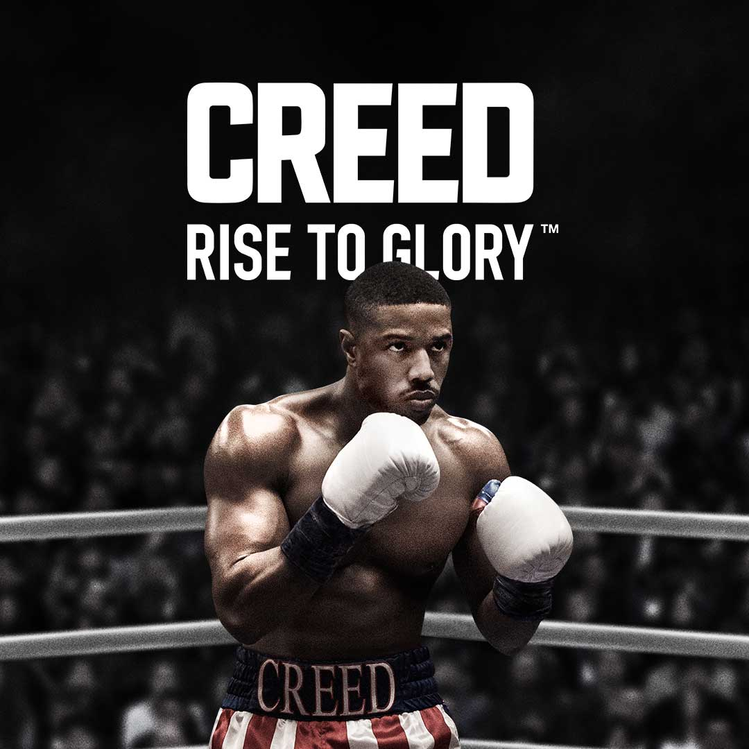 Creed Rise to Glory VR arcade game