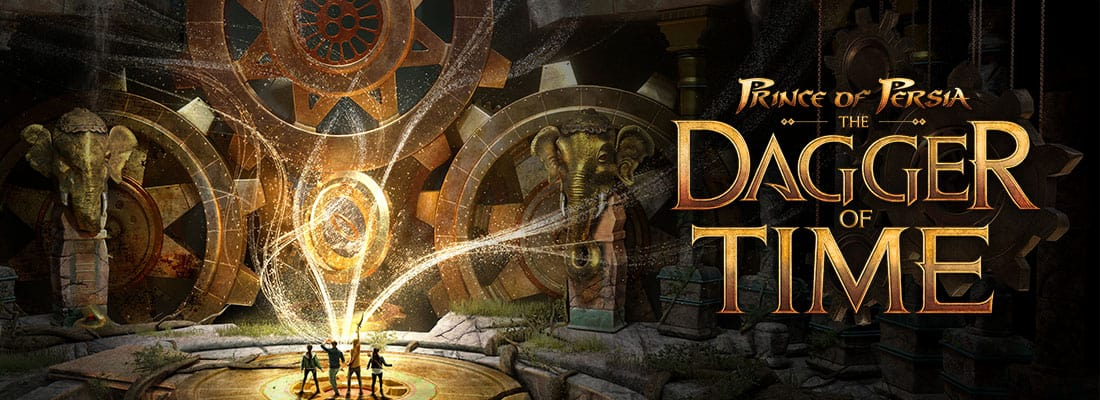 Prince of Persia Dagger of Time VR experience