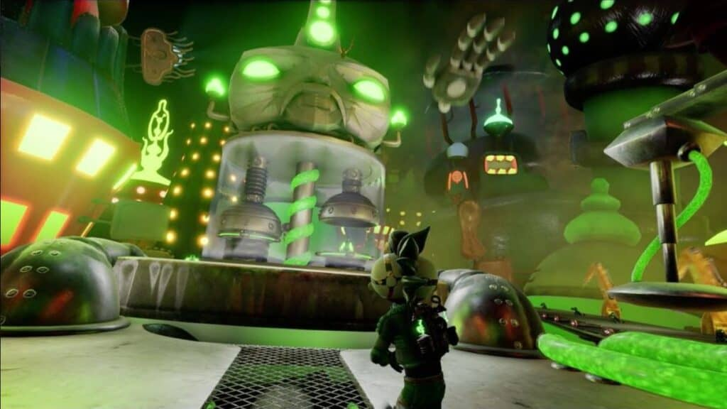 Mission Maybee untethered vr arena screenshot