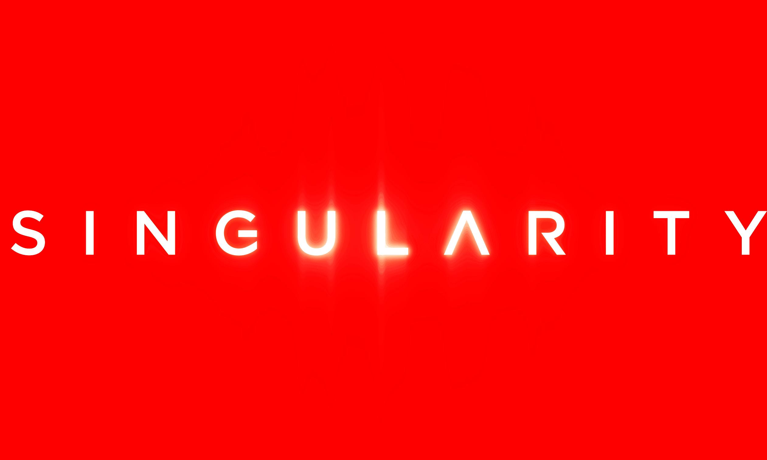 Singularity VR experience arena logo