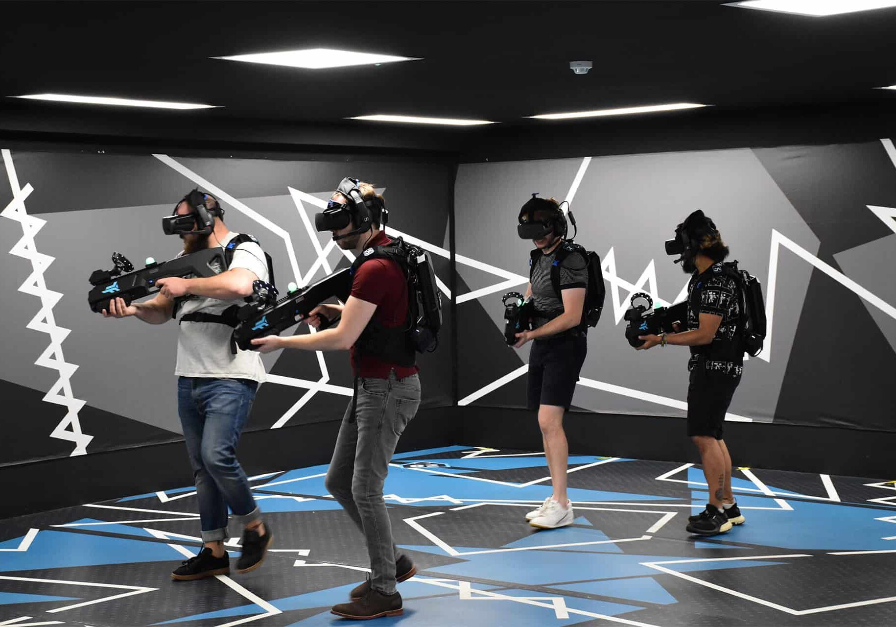 group vr experience